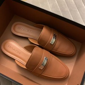 NEW Coach Loafers